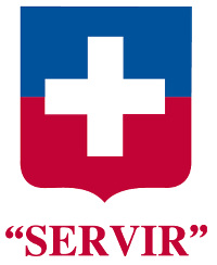 "Secouristes croix blanche ""SERVIR"""