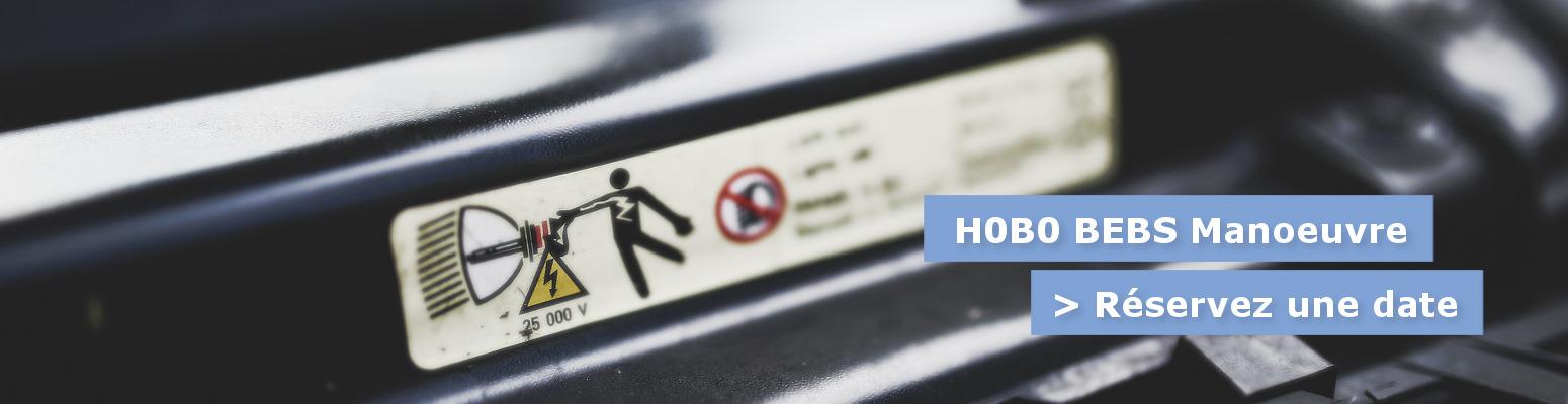 Habilitations électriques H0 B0 et BE BS